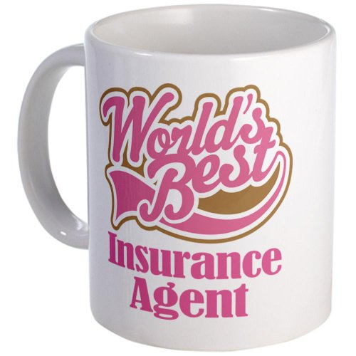 Insurance Agent Gift Mug Mug By Cafepress