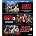 Scary Movie 1-3 [Blu-ray] [Import]