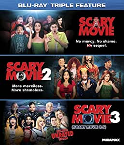 Amazon.com: Scary Movie Triple Feature [Blu-ray]: Scary