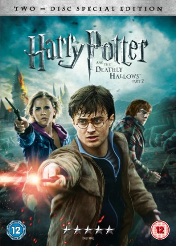 Harry Potter And The Deathly Hallows Part 2 [DVD]