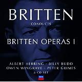 Britten conducts Britten: Opera Vol.1 (8 CDs)