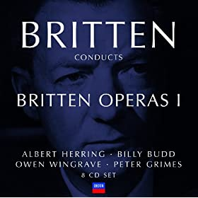 Britten: Billy Budd, Op.50 / Act 1 - Come along kid! Come along!