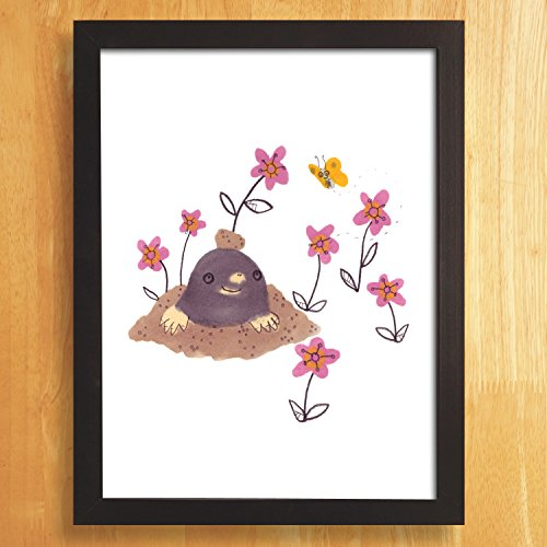 mole-butterfly-a3-print