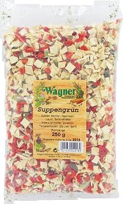 Wagner Gewürze Suppengrün, 5er Pack (5 x 250 g) von Wagner Gewürze - Gewürze Shop