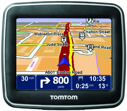 TomTom Start UK & RoI Satellite Navigation System - Black