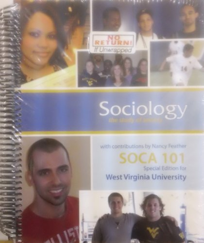 Sociology: The Study of Society