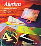 Algebra Structure & Method Book 1