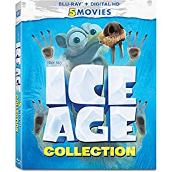 Ice Age 5-Movie Collection [Blu-ray]