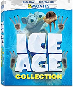 Ice Age 5-Movie Collection on Bluray