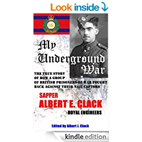 My Underground War: The True Story of a British Prisoner-of-War in Silesia in WWII