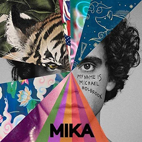 CD : MIKA - My Name Is Michael Holbrook