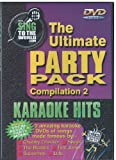 The Ultimate Party Pack - Karaoke Hits: Compilation 2 [DVD]
