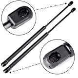 ECCPP Front Hood Lift Supports Struts Gas Springs Shocks for 2002-2007 Jeep Liberty Compatible with 4366 Strut Set of 2