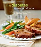 img - for The Diabetes Menu Cookbook: Delicious Special-Occasion Recipes for Family and Friends Hardcover - October 16, 2006 book / textbook / text book
