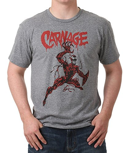 Carnage - action pose T-Shirt Size XL