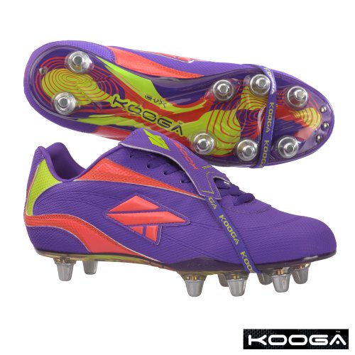 Kooga Nuevo EVX LCST Rugby Boots