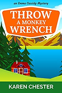 Throw A Monkey Wrench by Karen Chester ebook deal