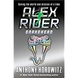 Snakehead (Alex Rider Adventure) (text only) Reprint edition by A. Horowitz