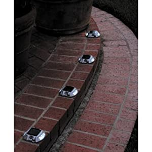 Pack of 4 Solar Pathway Markers