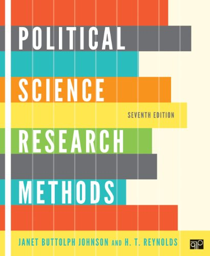 Political Science Research Methods, 7th Edition