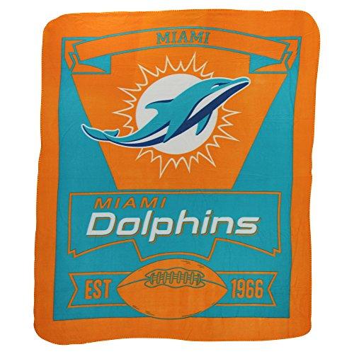 NFL Marquee Logo Lightweight Fleece Blanket