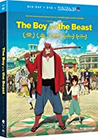 Boy and the Beast (Blu-ray/DVD Combo + UV) by Funimation