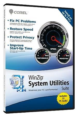Corel WinZip System Utilities Suite  (3-Users)