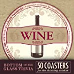 Bottom of the Glass Trivia Coasters -...