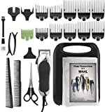 Wahl 79524-2501 Chrome Pro 24-Piece Haircut Kit