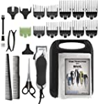Wahl 79524-2501 Chrome Pro 24-Piece H...