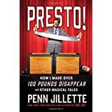 Penn Jillette (Author) Release Date: August 2, 2016Buy new:  $26.00  $15.47