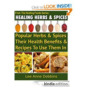 the benefits of herbs and spices