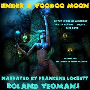 Under a Voodoo Moon Audiobook
