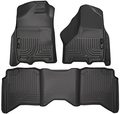 Husky-Liners-99001-WeatherBeater-Black-Front-and-2nd-Seat-Floor-Liner