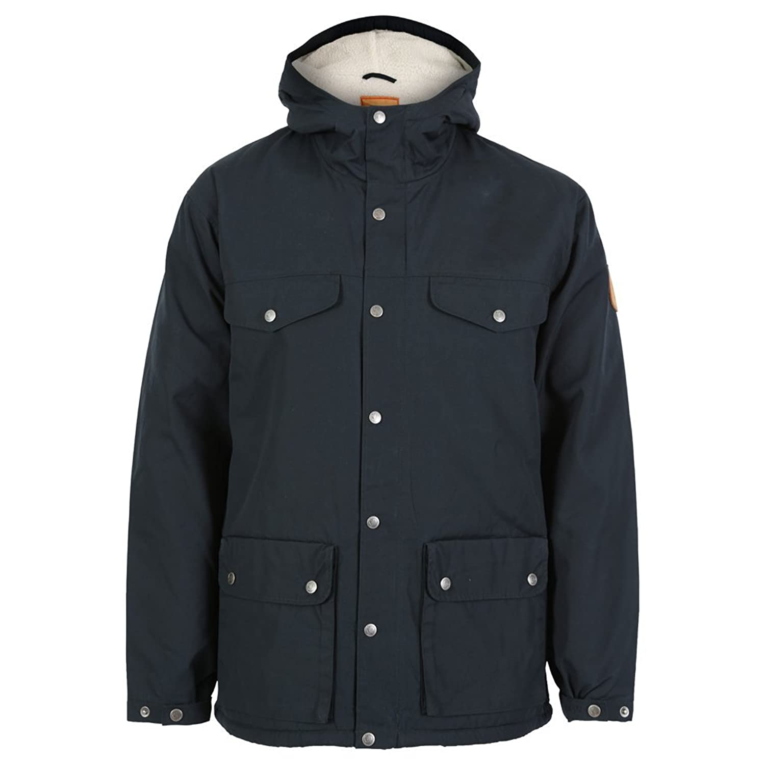 Fjallraven Greenland Winter Jacket, Dark Navy
