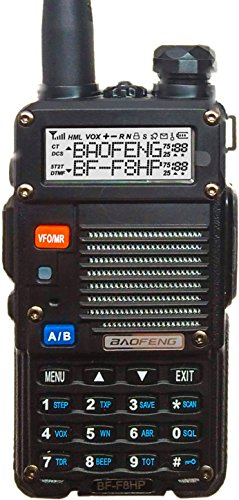 Cheap BaoFeng BF-F8HP - BaoFeng's Only TRI-POWER (1, 4, 8 Watt) (USA Warranty) Dual-Band 136-174/400...