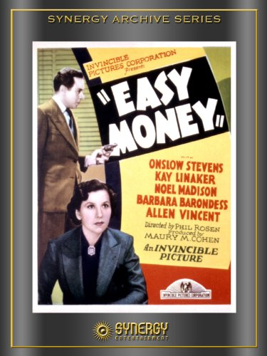 Easy Money (1936