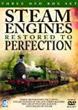 echange, troc Steam Trains Restored To Perfection [Import anglais]