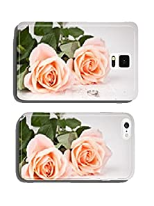 buy Beautiful Diamond Ring With Pink Roses Cell Phone Cover Case Samsung S5