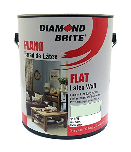 diamond-brite-paint-11600-1-gallon-flat-latex-paint-mist-green
