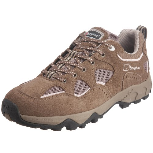 Berghaus Women's WMNS Explorer Trail Low Hiking Shoe Walnut/Grey 80041 W88 6 UK