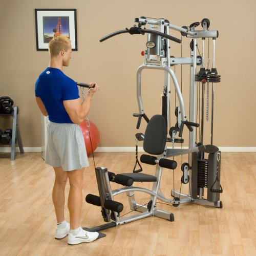 Home Exercise Equipment For Legs: Cheap Powerline P2X Home Gym With Leg Press On Sale