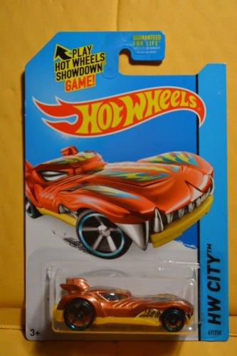 2014 Hot Wheels Medieval Rides - Howlin' Heat - Q Case 67/250 - Brand New! - 1