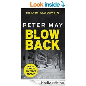 Blowback - Peter May