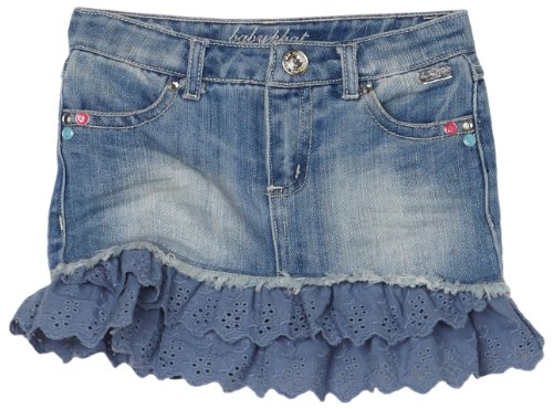 Baby Phat - Kids Girls 2-6X Denim Skirt