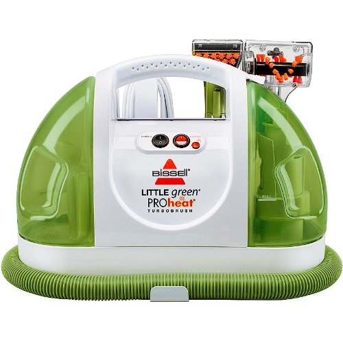 Bissell Little Green® PROHeat® TurboBrush® Floor Cleaner with Additional Accessories