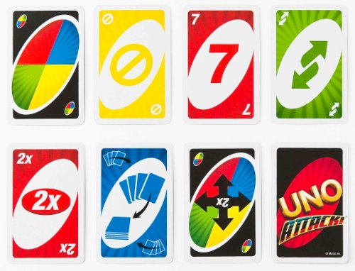 Top pictures of uno attack cards deals at mySimon | Find