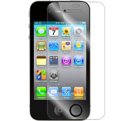 ArmorSuit MilitaryShield - Screen Protector Shield for Apple iPhone 4S with Lifetime Replacements