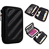 BUBM Electronics Accessories Organizer Travel Carrying Case Digital Storage Bag EVA Series For Hard Drive EHD-L... - B01FMQYWSW