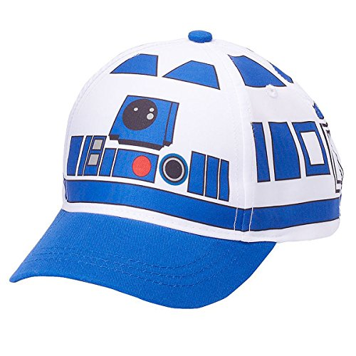 Star Wars R2D2 Little Boys Toddler Baseball Hat (R2d2 Hat)